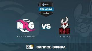 NRG eSports vs. Misfits - ESL Pro League S5 - de_cobblestone [Flife]
