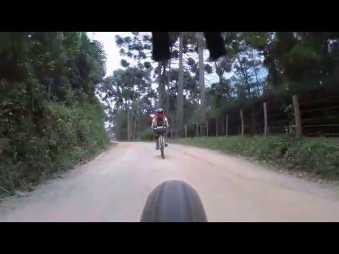Pedal em Gonçalves, MG