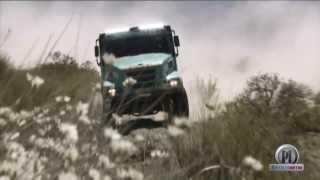 Iveco Dakar 2014  Stage 3