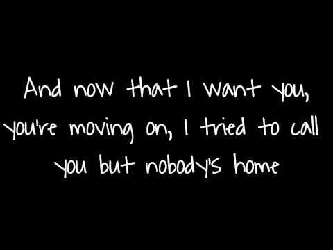Always A Day Too Late - Claude Kelly (w/lyrics)