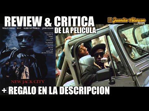 REVIEW DE PELICULAS: New Jack city (1991)