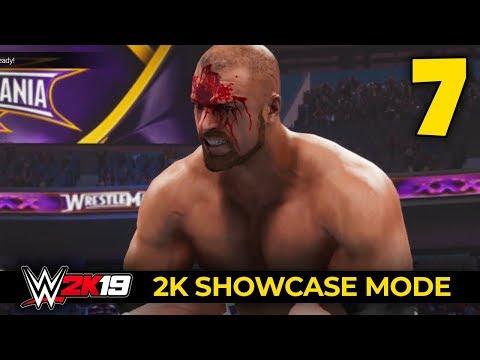 WWE 2K19 - 2K SHOWCASE - Ep 7 - KING OF KINGS!!