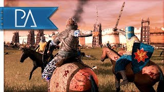 DESERT MEDIEVAL SIEGE BATTLE - Medieval Kingdoms Total War 1212AD Mod Gameplay - Today we are looking at a play test of a unofficial patch for medieval kingdoms.  We are going to see some new factions and gameplay mechanics.  Also the battle is really close!  Enjoy the Battle :D JOIN MY DISCORD SERVER: https://discord.gg/JjR7UR3If you enjoyed the video don't forget to Like and Leave a comment :D-----------------------------------------PA Merchandise---------------------------------------------BUYING A SHIRT WILL SUPPORT A CHARITY!Represent the Knight's of Apollo!Buy a T-shirt Here: https://teespring.com/stores/pixelated-apollo----------------------------------How You Can Support Me! ------------------------------------ Like, share and leave a comment :D- Turn OFF adblock or whitelist my channel- Send me a GREAT battle Replay: pixelatedapollo@gmail.com- Purchase a Server at: https://oasis-hosting.net/ and use this discount code - PA2017 ------------------------------------------Connect With Me!------------------------------------------ Email: pixelatedapollo@gmail.com- Twitter: https://twitter.com/PixelatedApollo- Steam Group:  http://steamcommunity.com/groups/apollosknights- Twitch: http://www.twitch.tv/pixelatedapollo
