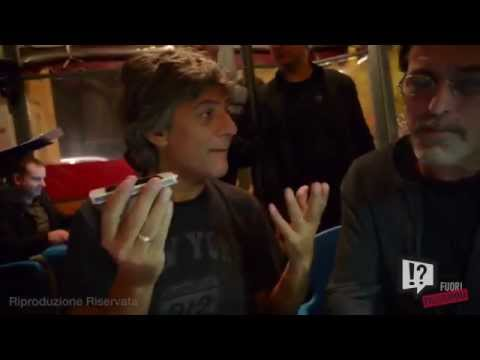 Video #FuoriProgrammaLiveforWeb Backstage 21 Ottobre 2014
