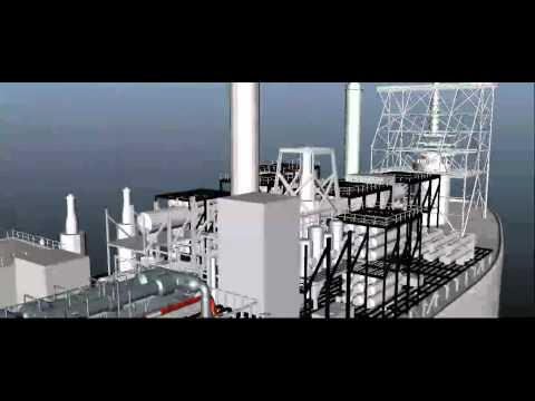 Plataforma Movel - Plataforma feita para a Petrobr;as para animação de sistema de sgurança interno dos funcionários. 2006. Trabalhei na modelagem, mapeamento e shader e textura...