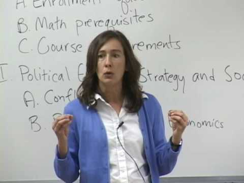 politics - Political Science 30: Politics and Strategy January 8th, 2008 Taught by UCLA's Professor Kathleen Bawn, this courses is an introduction to study of strategic...