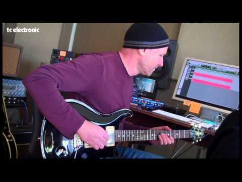 Jerry McPherson creates a low res flashback loop delay TonePrint