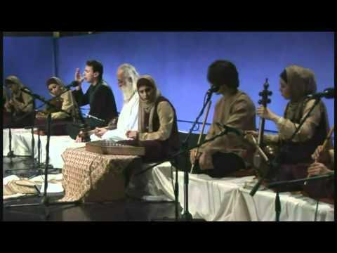 Vocal Training of Persian Classical Music  آموزش آواز ایرانی