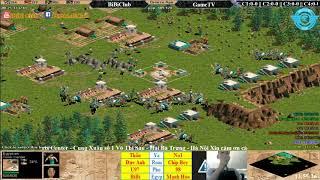 4vs4 Random | BiBi Club vs GameTV | Ngày 25-12-2017 | BLV: Có BL