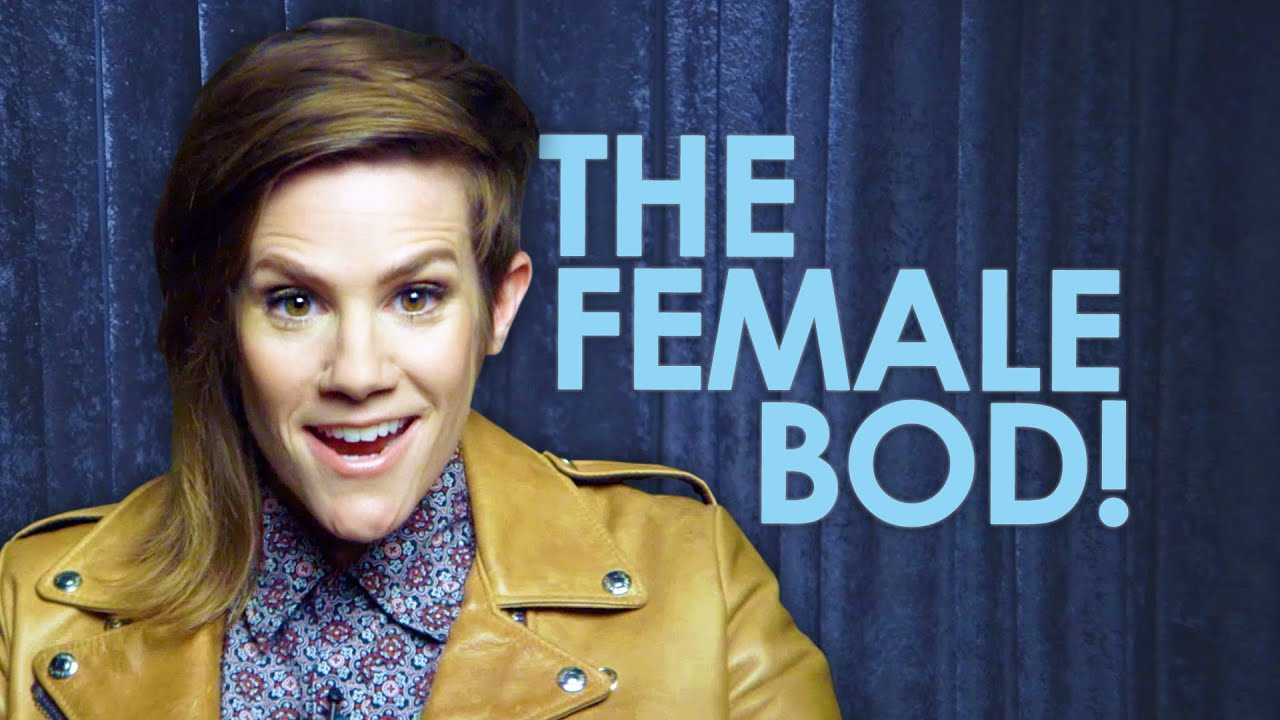 A Not-Weird Conversation About Bodies With Cameron Esposito