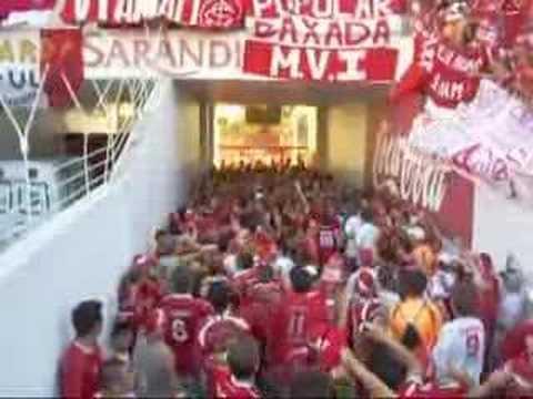 GUARDA POPULAR - INTER x são josé - MATAR UM PUTO TRICOLOR - Guarda Popular do Inter - Internacional