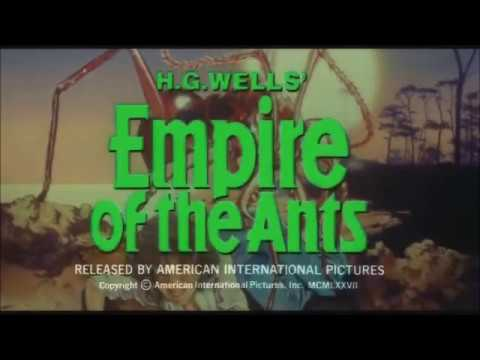 Empire of the Ants 1977 trailer
