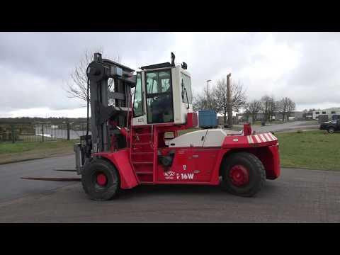Stapler gebraucht CVS-Ferrari Containerstapler F16W (Bild 10)