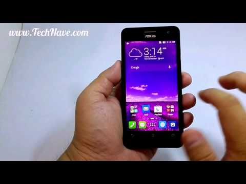 ASUS ZenFone 5 LTE hands-on @ TechNave.com
