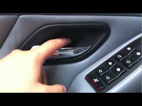how to replace acura tl door handle