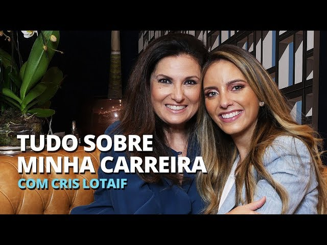 TUDO SOBRE MINHA CARREIRA - Lelê Saddi