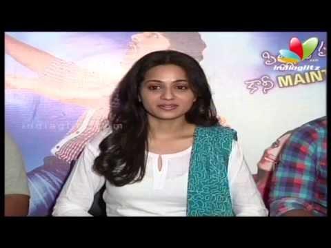 Reshma - I am a big fan of Pawan Kalyan | Love Cycle Success Meet | Sree | Ee Rojullo