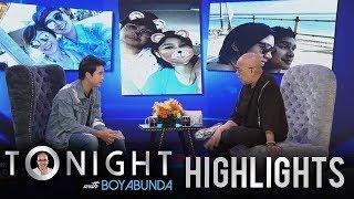 Video TWBA: Talks about his girlfriend, Mika Reyes MP3, 3GP, MP4, WEBM, AVI, FLV Mei 2018