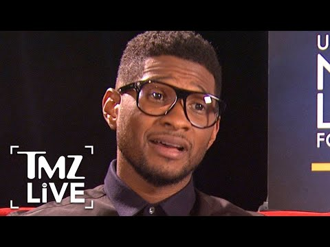 Usher Responds To Herpes Lawsuit | TMZ Live
