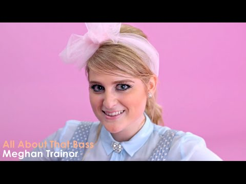 Meghan Trainor - All About That Bass (Official Video) [Lyrics + Sub Español]