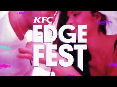 KFC EDGEFEST (видео)