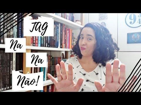TAG Na Na Não | VEDA #15 | Um Livro e Só