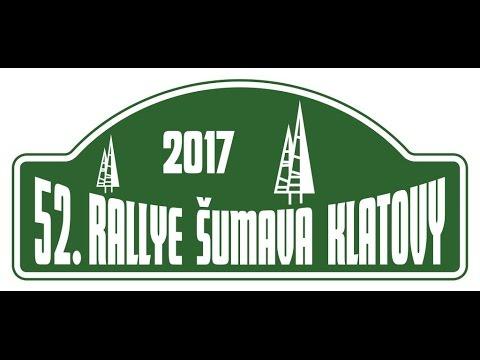 Rallye Šumava 2017 LIVE – RZ10 – Městská RZ