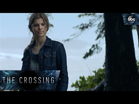 Hannah and Roy Meet - The Crossing Season 1 Episode 1