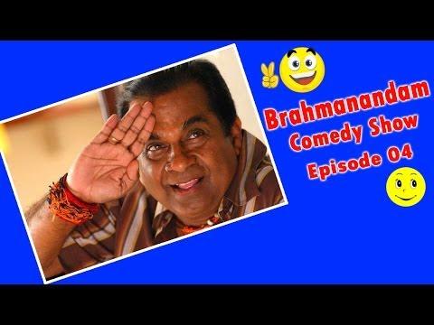 Brahmanandam Comedy Show    Episode 04