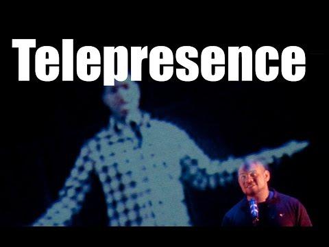 Globally Digital: Telepresence Collaborations