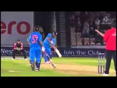 Suresh Raina 10 sixes vs England series 2011  BY TUSHAR