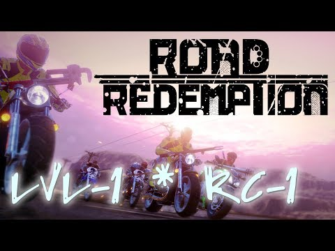 Road Redemption Walkthrough Gameplay Campaign | Level - 1 (Race - 1) | 1080p