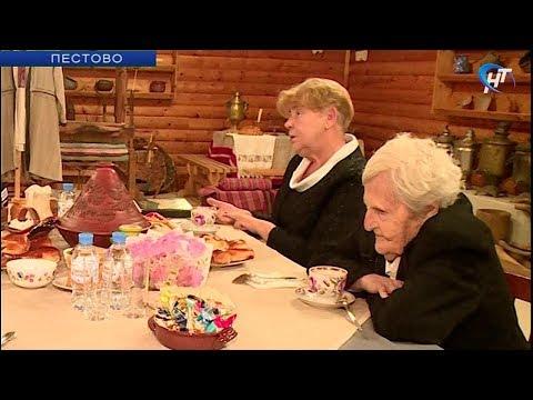 Андрей Никитин обсудил с ветеранами Пестовского района вопросы благоустройства и развития территории