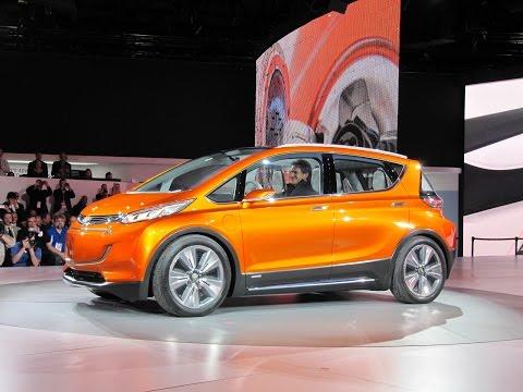 2016 Chevrolet Volt and Chevrolet Bolt Reveal