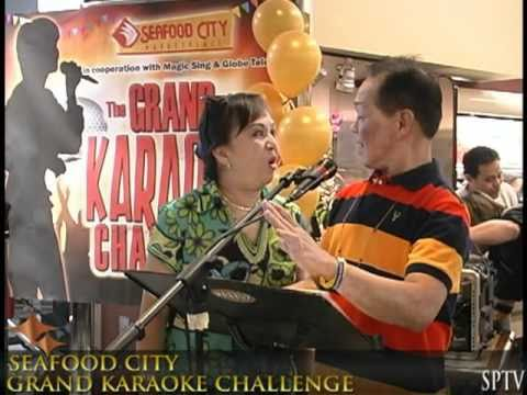 SEAFOOD CITY GRAND KARAOKE CHALLENGE BY: SPTV