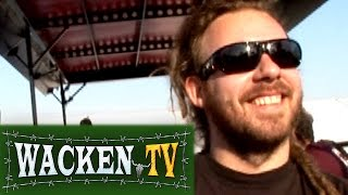 In Flames - Interview at Wacken Open Air 2007