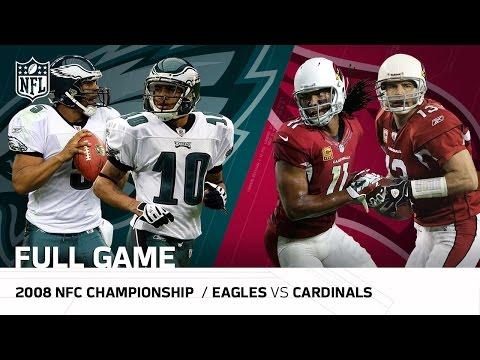 Video: 2008 NFC Championship Game: Eagles vs Cardinals |