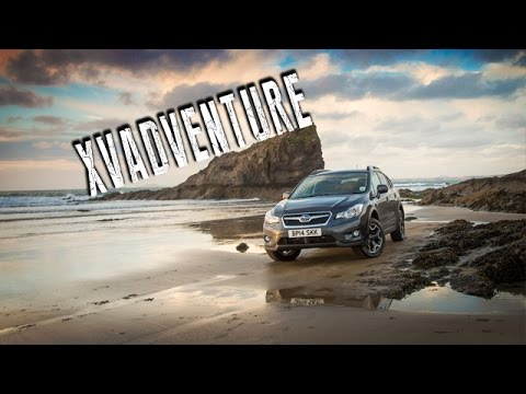 Subaru XV Adventure - The Beach