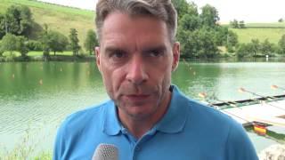DRV-Cheftrainer Marcus Schwarzrock zieht Bilanz nach den Rennen beim Weltcupfinale in Luzern.