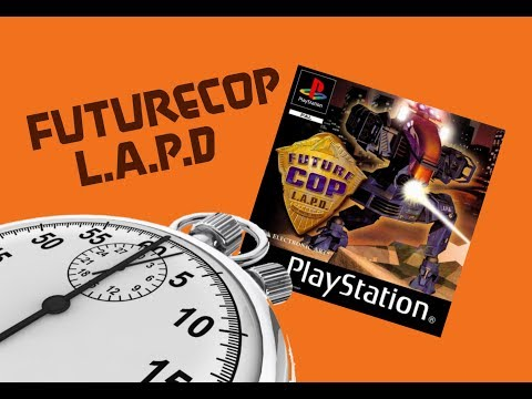 Future Cop L.A.P.D. Playstation 3