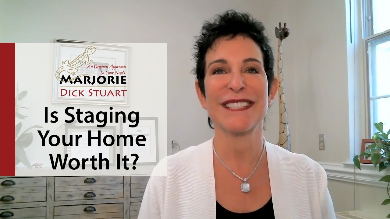 What's Working Now! - Does Staging Really Make a Difference When Selling Your Home?