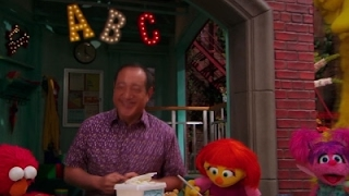 Autism Advocates Cheer New Sesame Street Muppet