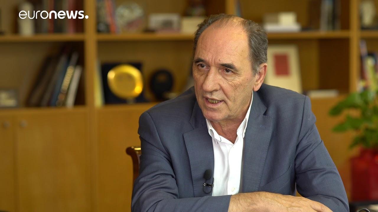 Ο Γιώργος Σταθάκης στο Euronews.