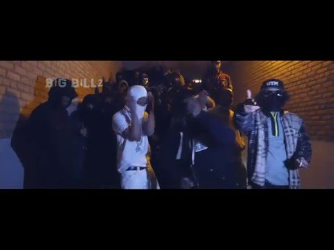 Big Billz x GD x Pressa - Black Mask (Music Video)