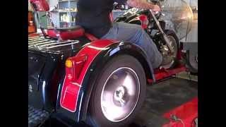 7. Triumph Trike Dyno Tune