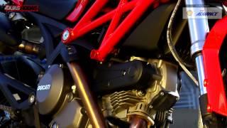 9. Teste: Ducati Monster 796