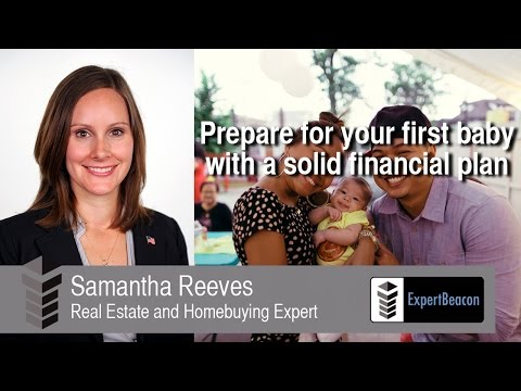 ExpertBeacon – Samantha Reeves – Prepare for your first baby with a solid financial plan