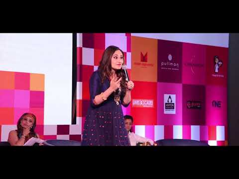 Celebrated Indian Anchor Emcee Gitikka Ganju Ganju - About her journey at Bespoke Woman event. MC