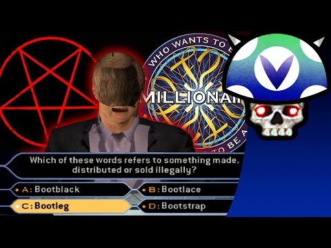 [Vinesauce] Joel - Who Wants To Be A Millionaire ( Corrupted )