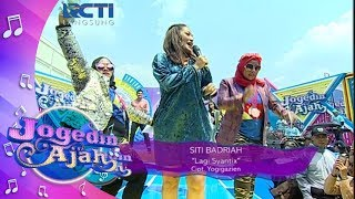 Video JOGEDIN AJA - Siti Badriah Lagi Syantix [7 APRIL 2018] MP3, 3GP, MP4, WEBM, AVI, FLV Juni 2018